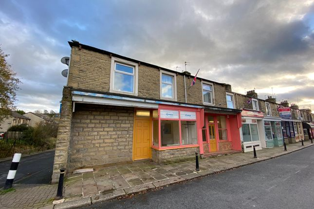 Thumbnail Retail premises for sale in Victoria Road, Earby