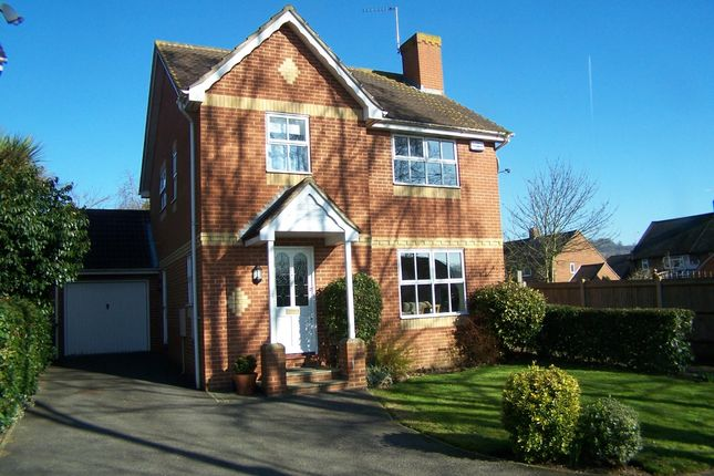 Thumbnail Property to rent in Barclay Field, Kemsing, Sevenoaks