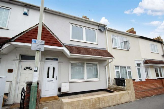 Thumbnail Terraced house for sale in Curtis Street, Swindon Town, Wiltshire