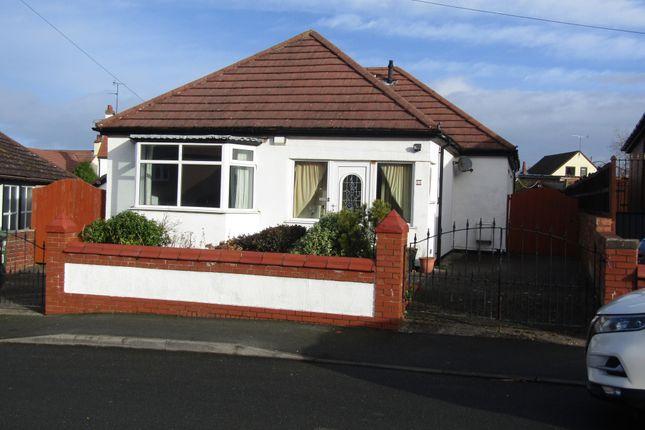 Thumbnail Bungalow for sale in Melyd Avenue, Prestatyn, Denbighshire
