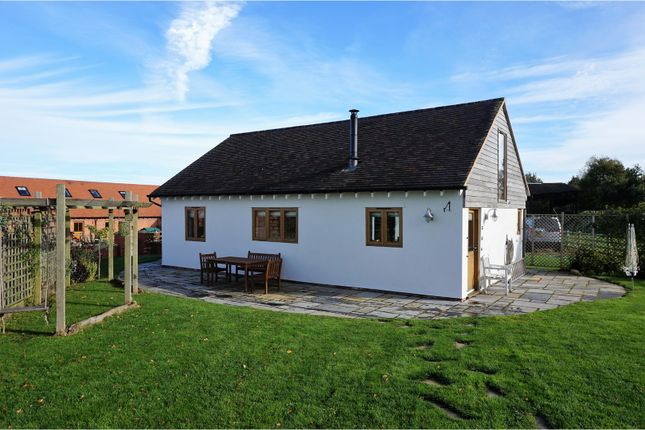 Thumbnail Barn conversion for sale in Ivetsey Bank, Stafford