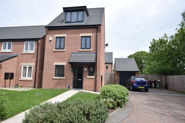 Thumbnail Detached house to rent in Alice Smart Close, Crossgates, Leeds, West Yorkshire