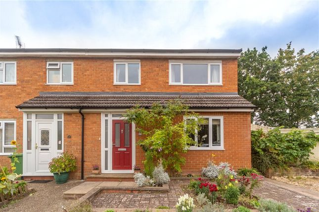 Thumbnail End terrace house for sale in Oxford Road, Sandhurst, Berkshire