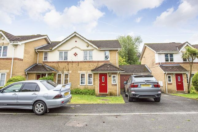 Thumbnail Semi-detached house for sale in Holly Cottage Mews, Uxbridge