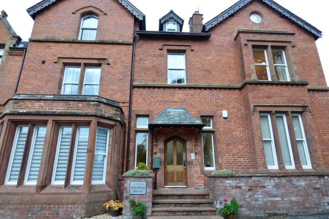 Thumbnail Flat for sale in Scotby Grange, Scotby, Carlisle