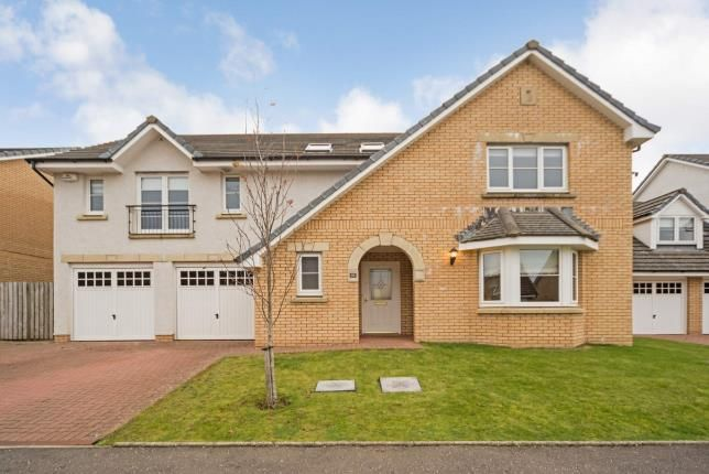 Thumbnail Detached house for sale in Fitzroy Grove, Jackton, Glasgow, South Lanarkshire