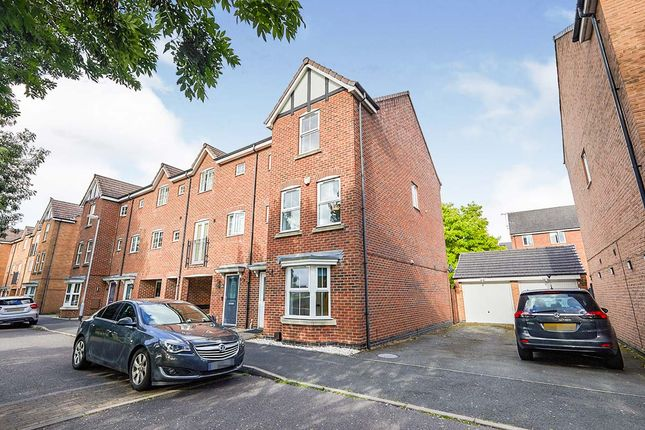 Thumbnail Semi-detached house for sale in Clough Drive, Burton-On-Trent, Staffordshire