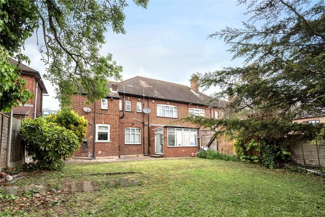 Thumbnail Semi-detached house for sale in Woodberry Grove, Finsbury Park, London