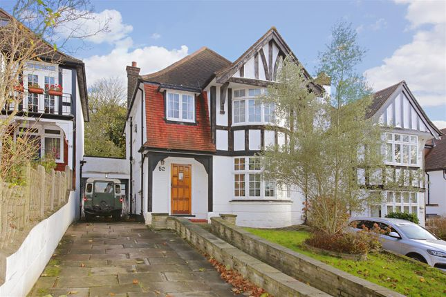 Thumbnail Property for sale in Hillway, London