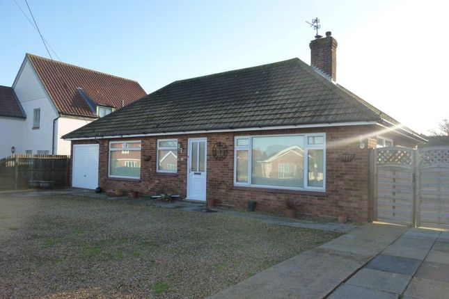 Thumbnail Bungalow to rent in Bernard Crescent, Hunstanton