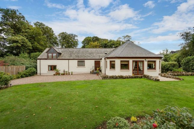 Thumbnail Detached house for sale in Spittal House, Ninemileburn, Midlothian