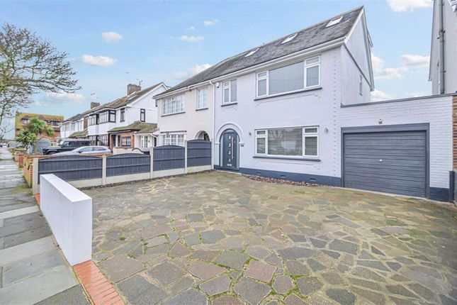 Semi-detached house for sale in Ulster Avenue, Shoeburyness, Essex