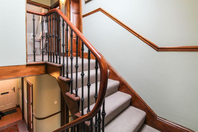 Staircase of View Terrace, Aberdeen AB25