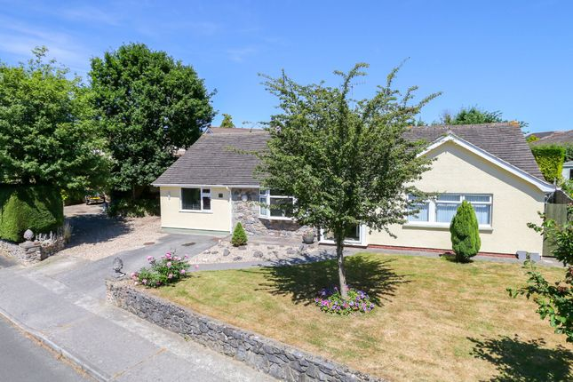Thumbnail Detached bungalow for sale in Benedicts Road, Liverton, Newton Abbot