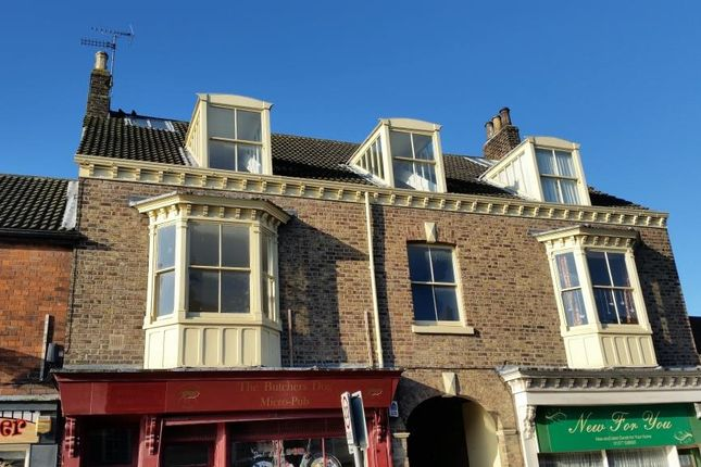 Thumbnail Flat to rent in Middle Street South, Driffield