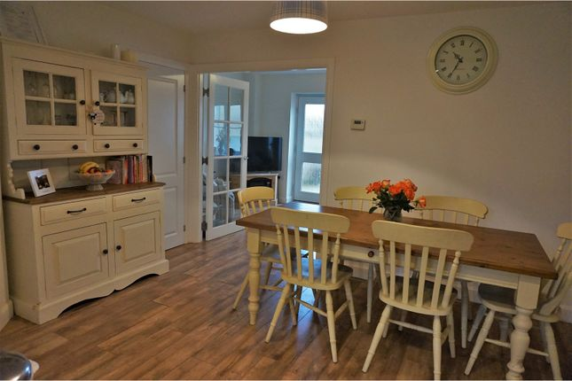 Thumbnail Semi-detached house for sale in Webbers Meadow, Exeter