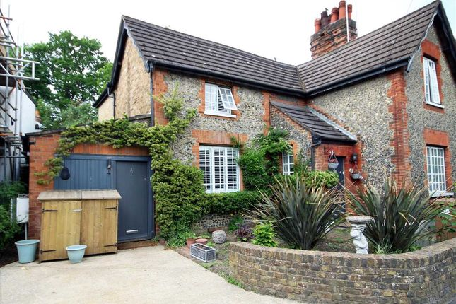 Thumbnail End terrace house for sale in High Street, Bushey WD23.