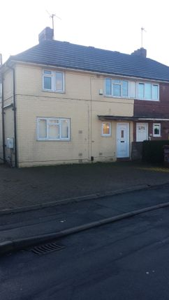 Thumbnail Semi-detached house to rent in Foundary Mill Crescent, Leeds