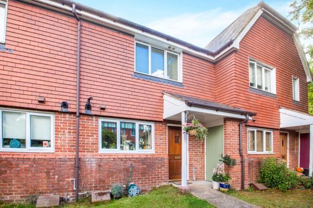 Thumbnail Terraced house for sale in Cedar Terrace, Barrow Hill, Sellindge, Ashford