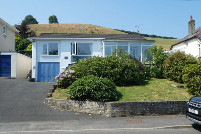 Thumbnail Detached bungalow for sale in Panteg Road, Aberaeron