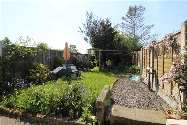 Rear Garden of Smallwood Hey, Preston PR3
