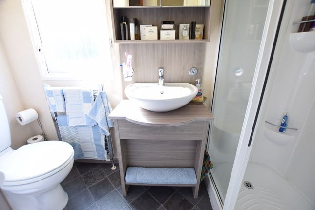 Shower Room of Woodland Walk, Pevensey Bay BN24