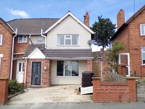 Thumbnail Semi-detached house for sale in Reservoir Street, Alumwell, Walsall