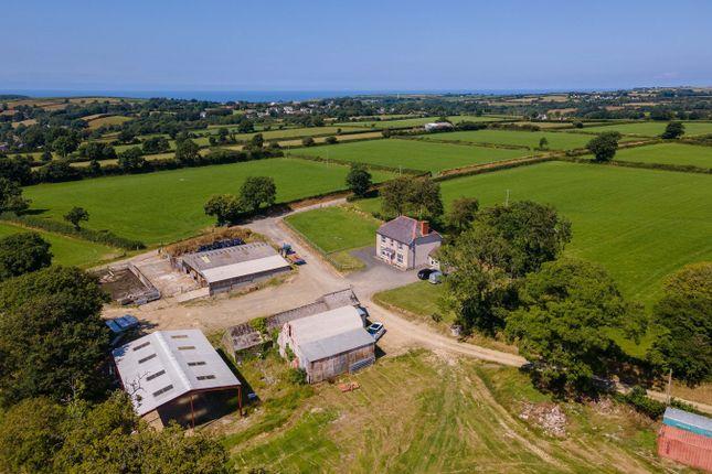 Farm for sale in Llwyndafydd, New Quay