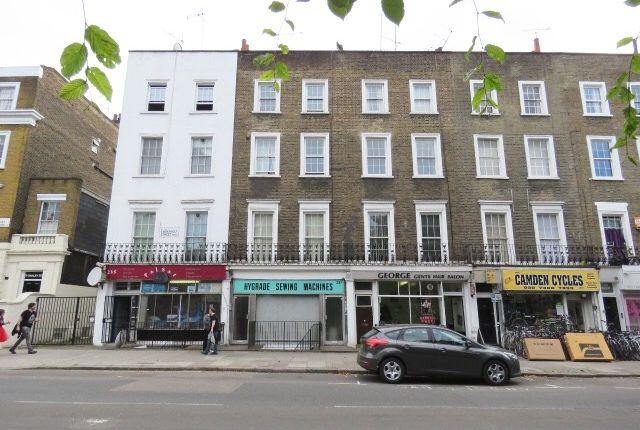 Thumbnail Flat to rent in Eversholt Street, Camden, London