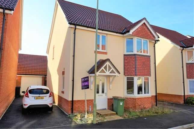 4 bed detached house for sale in Copper Close, Eastleigh