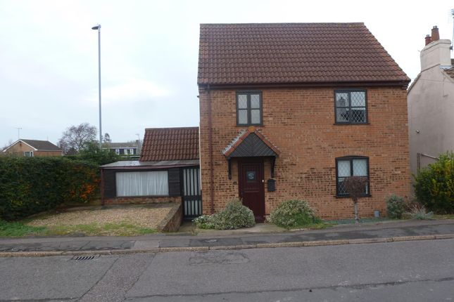 Thumbnail Detached house to rent in Old Lynn Road, Wisbech