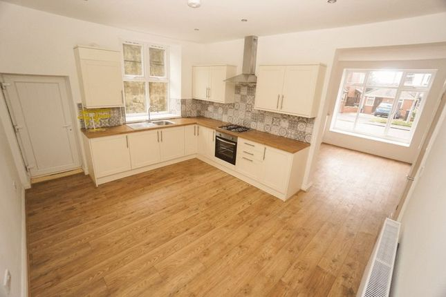 Thumbnail End terrace house for sale in Longsight, Harwood, Bolton