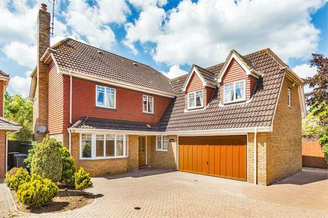 Thumbnail Detached house for sale in Willow Wood Close, Burnham, Buckinghamshire