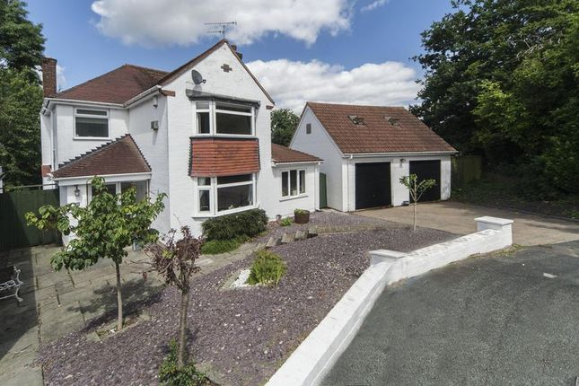 Thumbnail Detached house for sale in Buttons Farm Road, Penn, Wolverhampton
