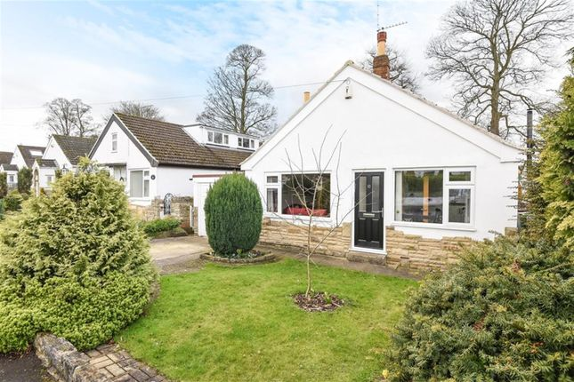 Thumbnail Detached bungalow for sale in Parkfield Drive, Boston Spa, Wetherby