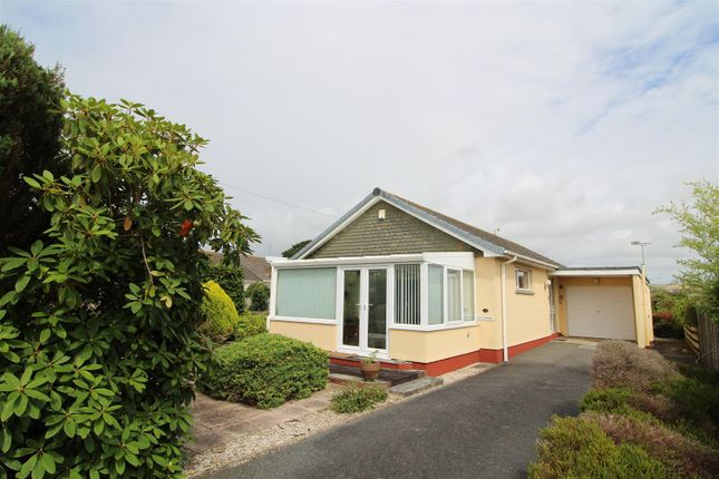 Thumbnail Detached bungalow for sale in Trenethick Close, Helston