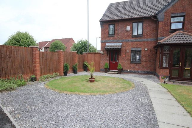 Thumbnail Property to rent in Topcliffe Grove, Liverpool
