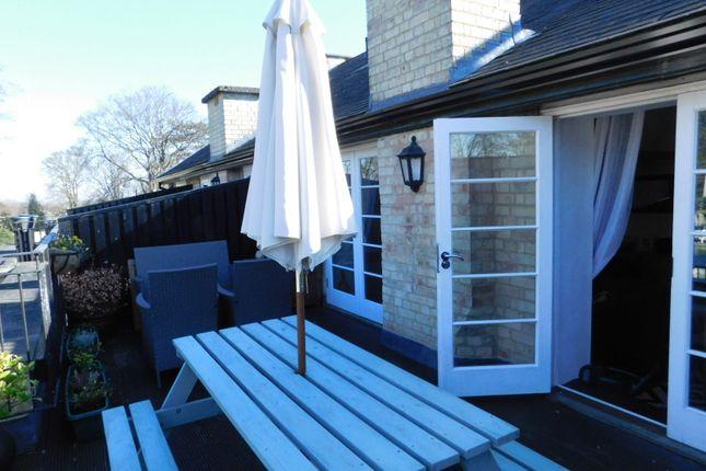 Outside Terrace of Pryor Wing, Kingsley Avenue, Stotfold, Hitchin SG5