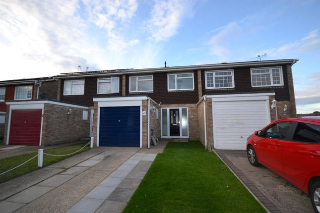 Thumbnail Terraced house to rent in Towse Close, Clacton-On-Sea