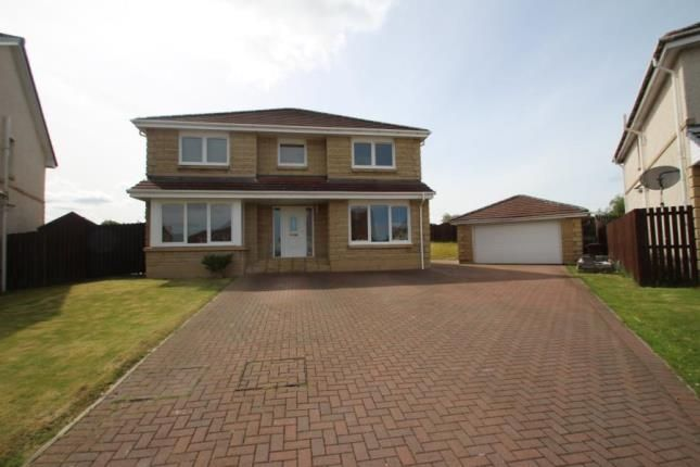 Thumbnail Detached house for sale in Beecraigs Way, Plains, Airdrie, North Lanarkshire