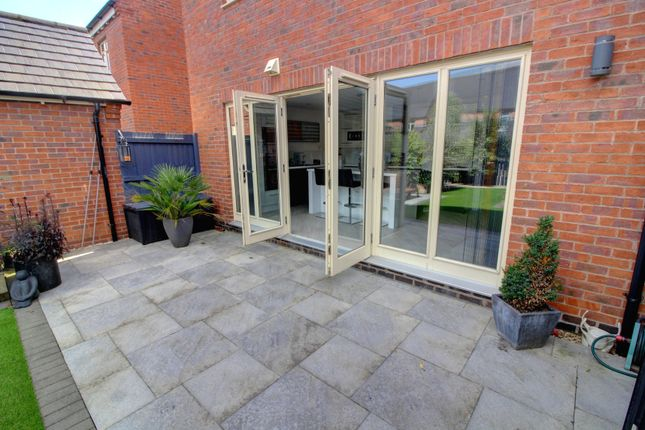 Patio Area of Howards Court, Kirby Muxloe, Leicester LE9