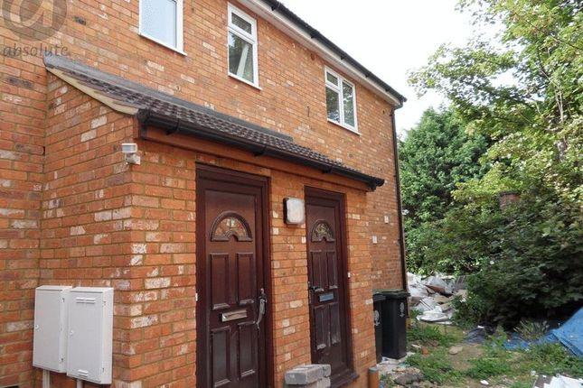 Thumbnail Maisonette to rent in Crabb Street, Rushden
