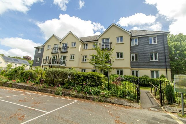 Thumbnail Flat for sale in Abbey Rise, Tavistock