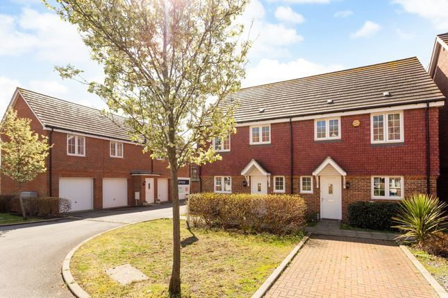 Thumbnail End terrace house to rent in Brudenell Close, Amersham