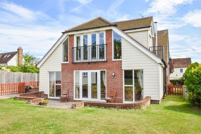 Thumbnail Detached house for sale in Easthorpe Road, Easthorpe, Colchester, Essex