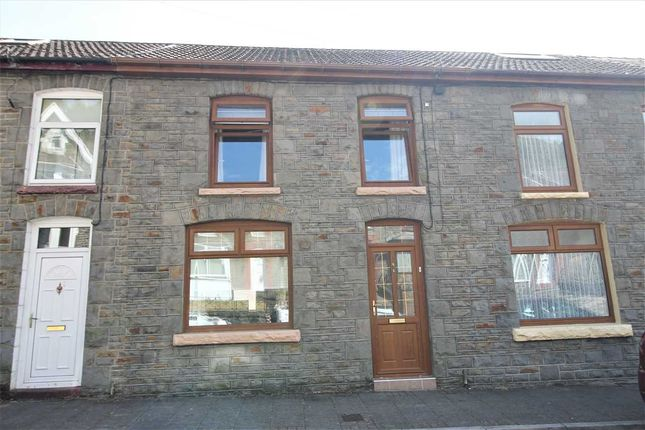 Thumbnail Terraced house for sale in St. Stephens Avenue, Pentre