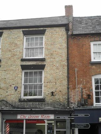 Thumbnail Flat to rent in Hopkins Passage, Broad Street, Welshpool