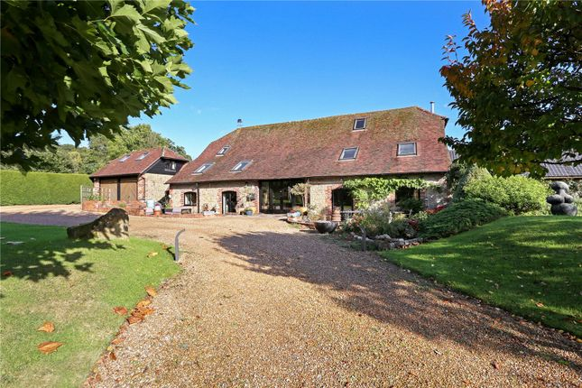 Thumbnail Barn conversion for sale in Vann Road, Fernhurst, Haslemere, Surrey