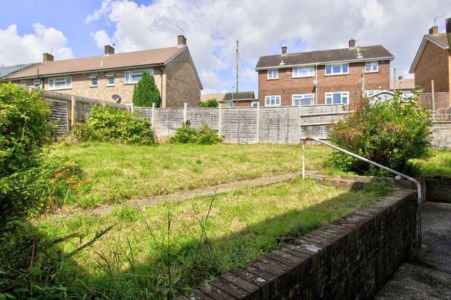 Garden of Clover Grove, Fairwater, Cardiff CF5