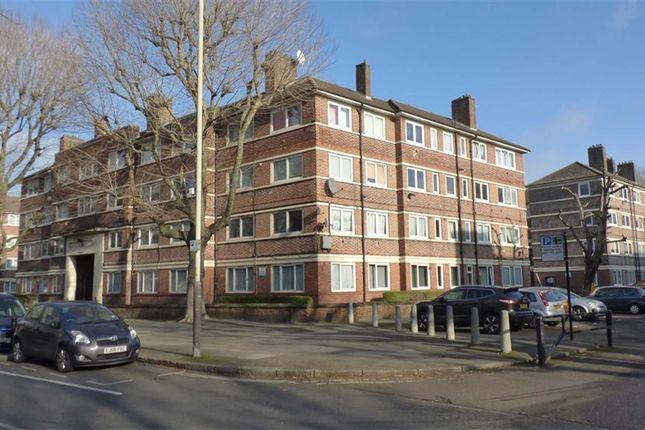2 bed maisonette for sale in Kirby Estate, Southwark Park Road, London